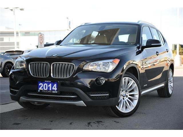 2014 BMW X1 xDrive28i (Stk: PY23866) in Brampton - Image 1 of 13