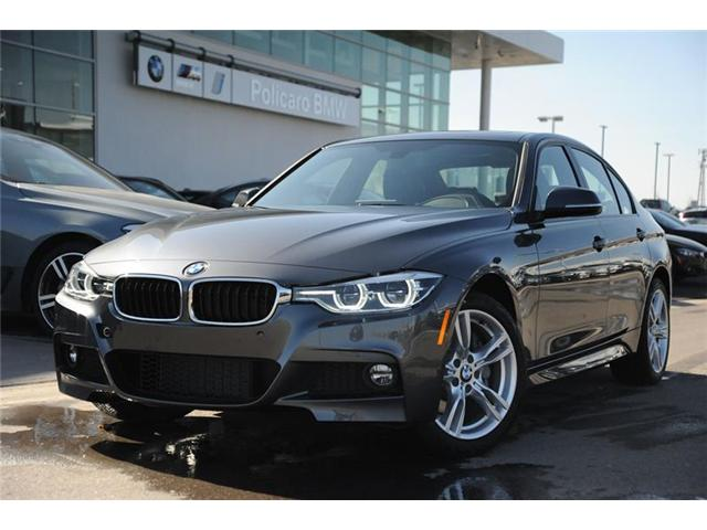 2018 BMW 330 i xDrive (Stk: 8614433) in Brampton - Image 1 of 12