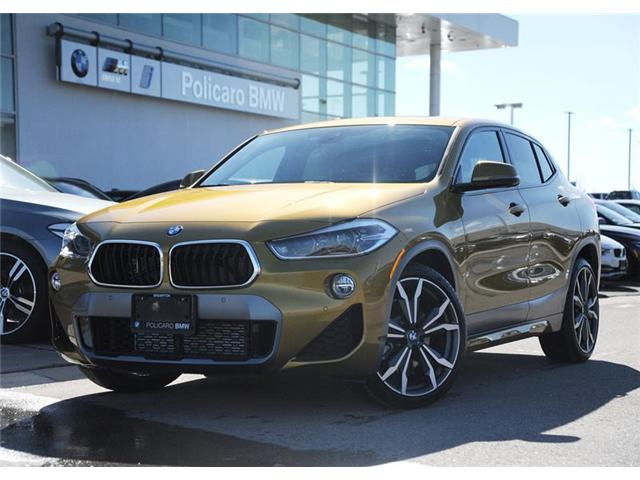 2018 BMW X2 xDrive28i (Stk: 8F69176) in Brampton - Image 1 of 14