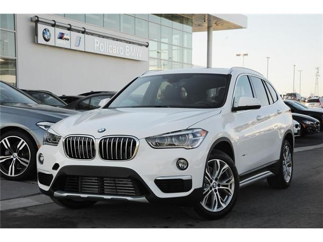 2018 BMW X1 xDrive28i (Stk: 8K30890) in Brampton - Image 1 of 11