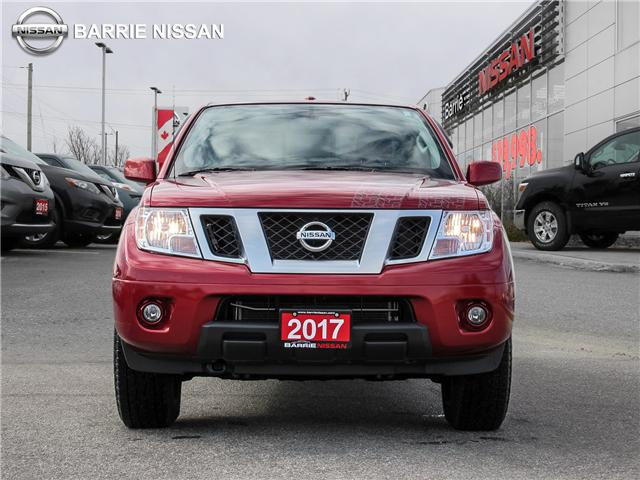 2017 Nissan Frontier PRO-4X (Stk: P4425) in Barrie - Image 2 of 25