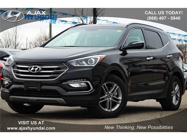 2018 Hyundai Santa Fe Sport 2.4 Premium (Stk: P4438R) in Ajax - Image 1 of 22
