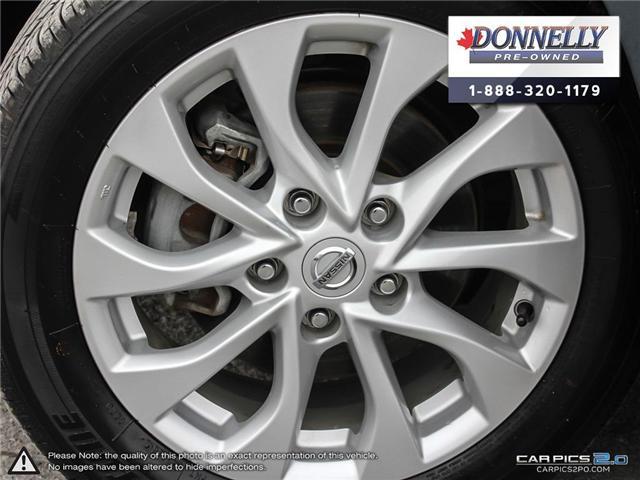 2017 Nissan Sentra  (Stk: CLKU2077) in Kanata - Image 6 of 27