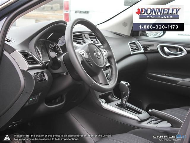 2017 Nissan Sentra  (Stk: CLKU2077) in Kanata - Image 13 of 27