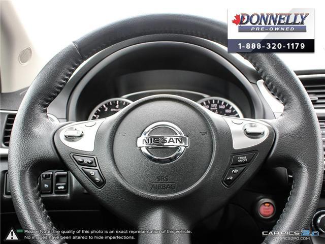 2017 Nissan Sentra  (Stk: CLKU2077) in Kanata - Image 14 of 27