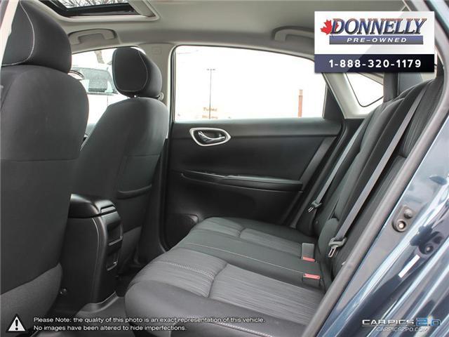 2017 Nissan Sentra  (Stk: CLKU2077) in Kanata - Image 24 of 27