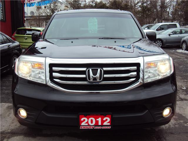 2012 Honda Pilot EX-L (Stk: ) in Ottawa - Image 2 of 18