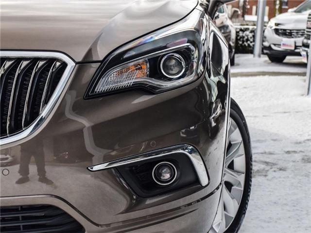 2018 Buick Envision Premium I (Stk: 8057528) in Scarborough - Image 6 of 26