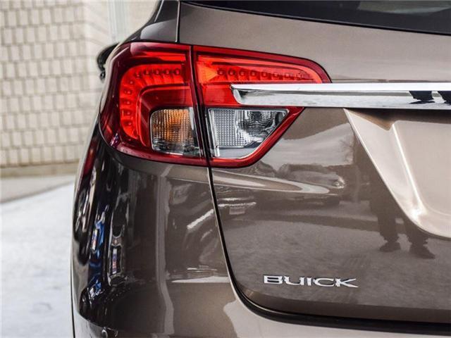 2018 Buick Envision Premium I (Stk: 8057528) in Scarborough - Image 7 of 26