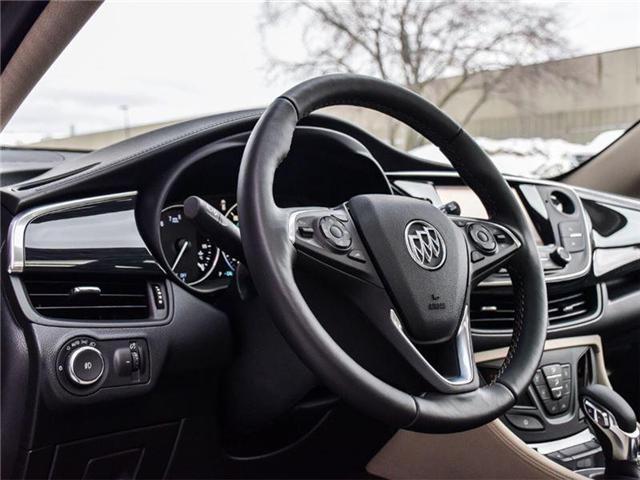 2018 Buick Envision Premium I (Stk: 8057528) in Scarborough - Image 10 of 26