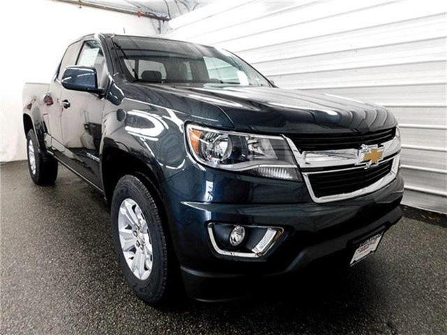 2018 Chevrolet Colorado LT (Stk: 8CL19310) in Vancouver - Image 2 of 7