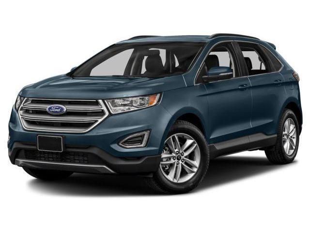 2018 Ford Edge Titanium (Stk: 8161) in Wilkie - Image 1 of 10