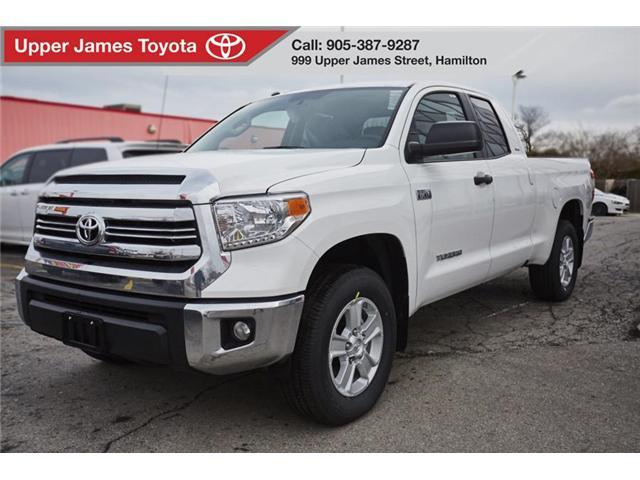 2018 Toyota Tundra SR5 Plus 5.7L V8 (Stk: 180438) in Hamilton - Image 1 of 10