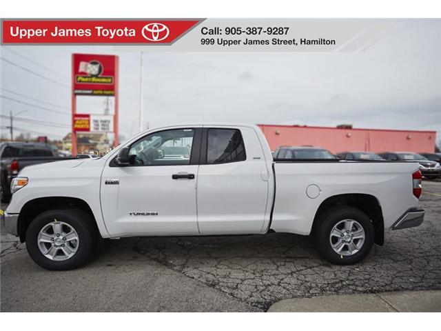 2018 Toyota Tundra SR5 Plus 5.7L V8 (Stk: 180438) in Hamilton - Image 2 of 10