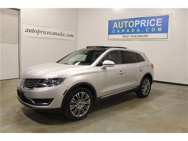 2016 Lincoln MKX Reserve (Stk: D8551) in Mississauga - Image 2 of 21