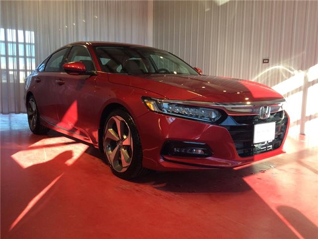 2018 Honda Accord Touring (Stk: H5758) in Sault Ste. Marie - Image 1 of 5