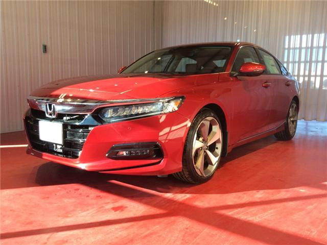 2018 Honda Accord Touring (Stk: H5758) in Sault Ste. Marie - Image 2 of 5