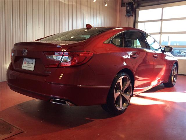 2018 Honda Accord Touring (Stk: H5758) in Sault Ste. Marie - Image 4 of 5