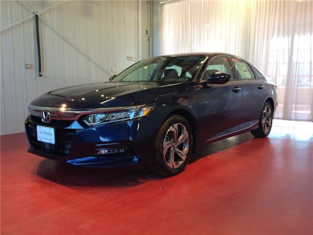 2018 Honda Accord EX-L (Stk: H5711) in Sault Ste. Marie - Image 2 of 5
