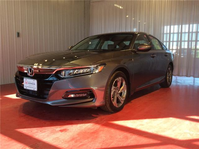 2018 Honda Accord EX-L (Stk: H5668) in Sault Ste. Marie - Image 2 of 5