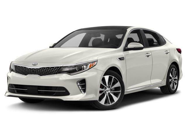 2018 Kia Optima SXL Turbo (Stk: 113NC) in Cambridge - Image 1 of 9