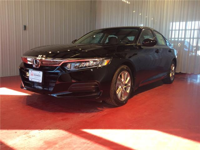 2018 Honda Accord LX (Stk: H5808) in Sault Ste. Marie - Image 2 of 5