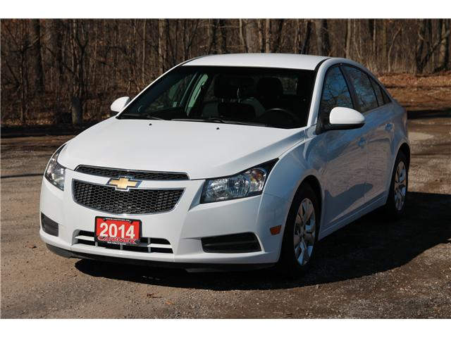 2014 Chevrolet Cruze 1LT (Stk: 1802077) in Waterloo - Image 1 of 20