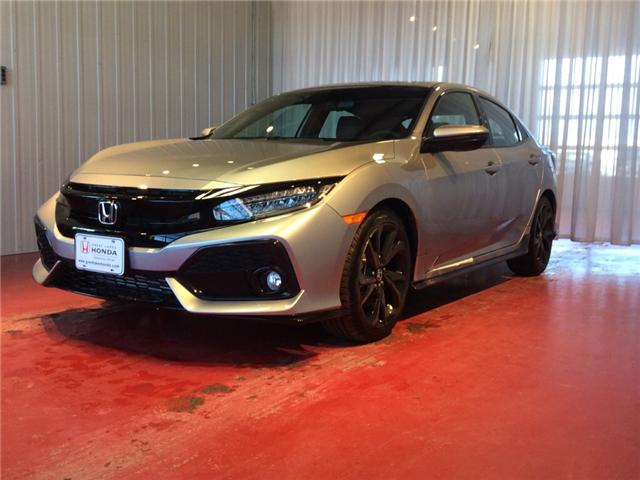 2018 Honda Civic Sport Touring (Stk: H5815) in Sault Ste. Marie - Image 2 of 5