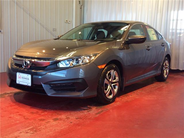 2018 Honda Civic LX (Stk: H5655) in Sault Ste. Marie - Image 2 of 5