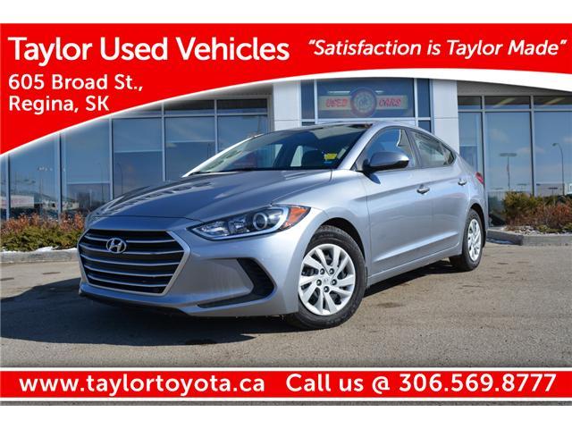 2017 Hyundai Elantra L (Stk: 1713021) in Regina - Image 1 of 21