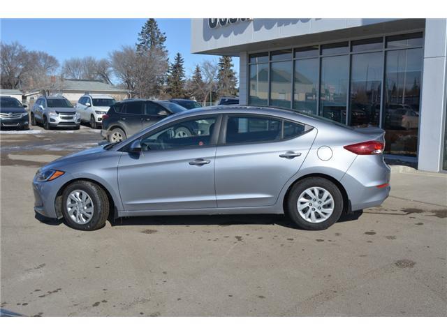 2017 Hyundai Elantra L (Stk: 1713021) in Regina - Image 2 of 21