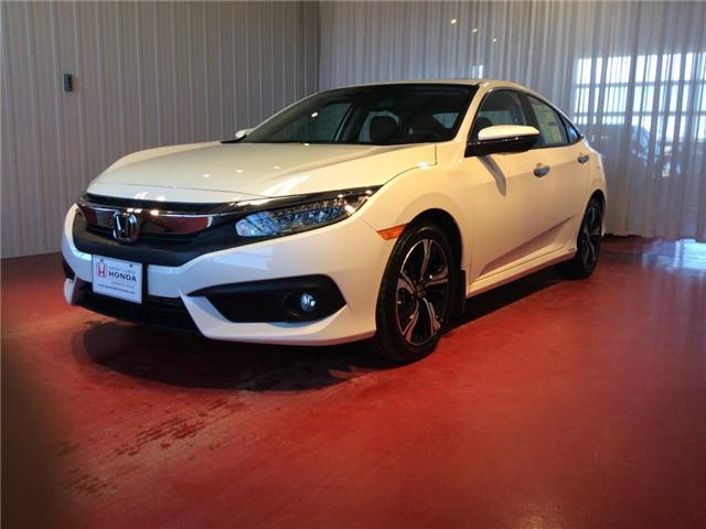 2018 Honda Civic Touring (Stk: H5814) in Sault Ste. Marie - Image 2 of 5