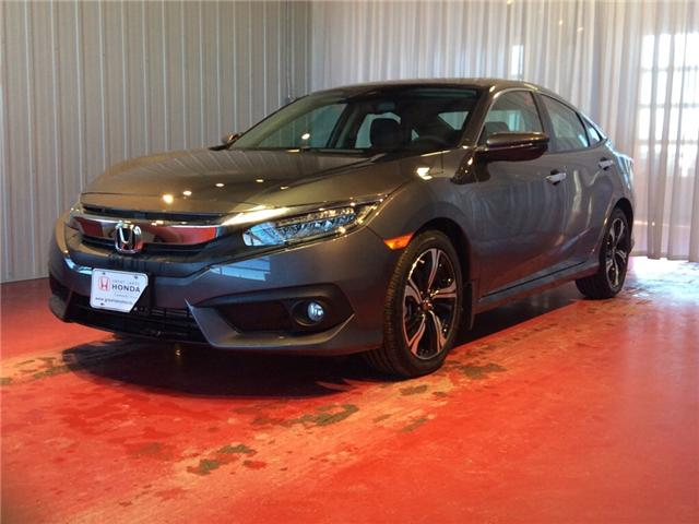 2018 Honda Civic Touring (Stk: H5662) in Sault Ste. Marie - Image 2 of 5
