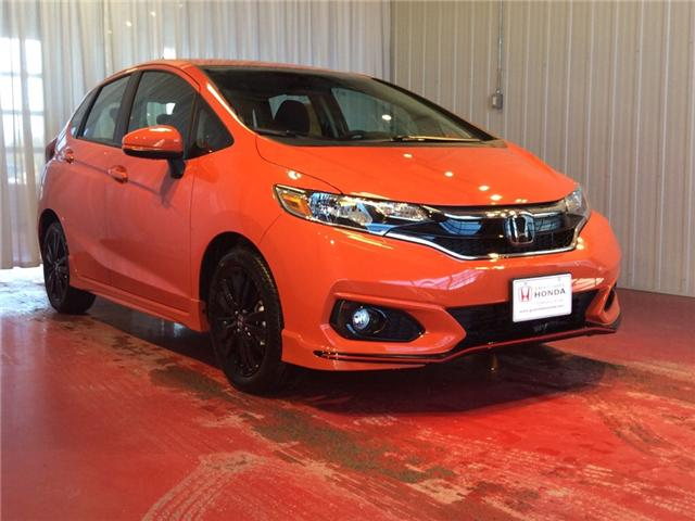2018 Honda Fit Sport (Stk: H5617) in Sault Ste. Marie - Image 1 of 5