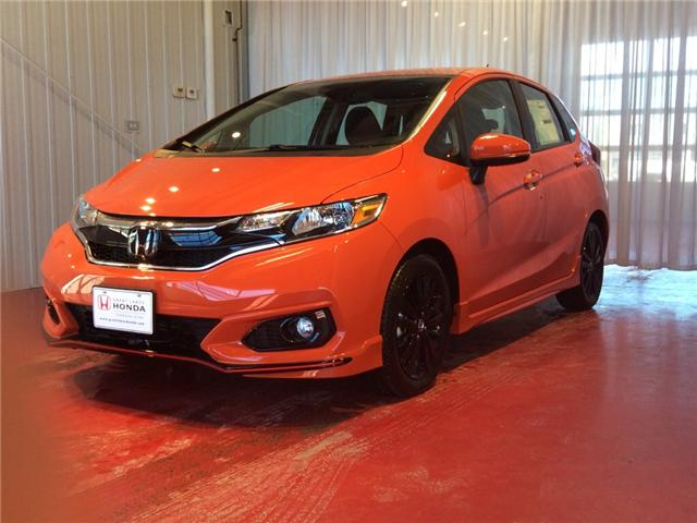 2018 Honda Fit Sport (Stk: H5617) in Sault Ste. Marie - Image 2 of 5