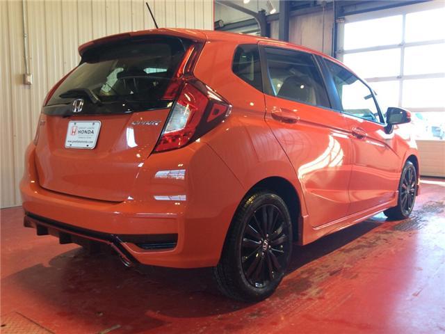 2018 Honda Fit Sport (Stk: H5617) in Sault Ste. Marie - Image 3 of 5