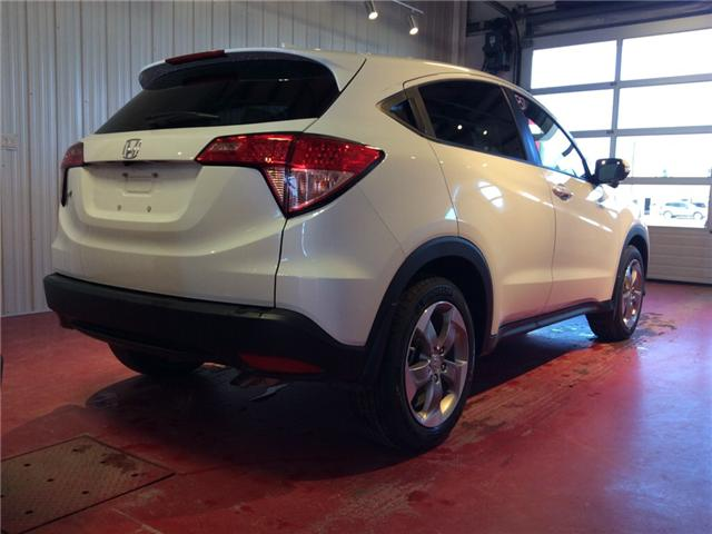 2018 Honda HR-V EX (Stk: H5619) in Sault Ste. Marie - Image 4 of 5