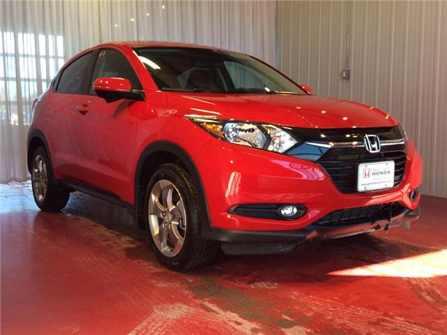 2018 Honda HR-V EX (Stk: H5729) in Sault Ste. Marie - Image 1 of 5
