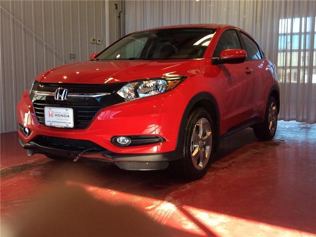 2018 Honda HR-V EX (Stk: H5729) in Sault Ste. Marie - Image 2 of 5