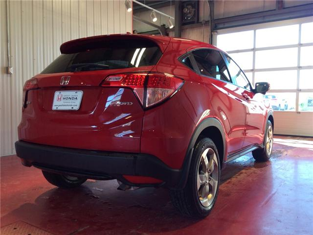 2018 Honda HR-V EX (Stk: H5729) in Sault Ste. Marie - Image 4 of 5