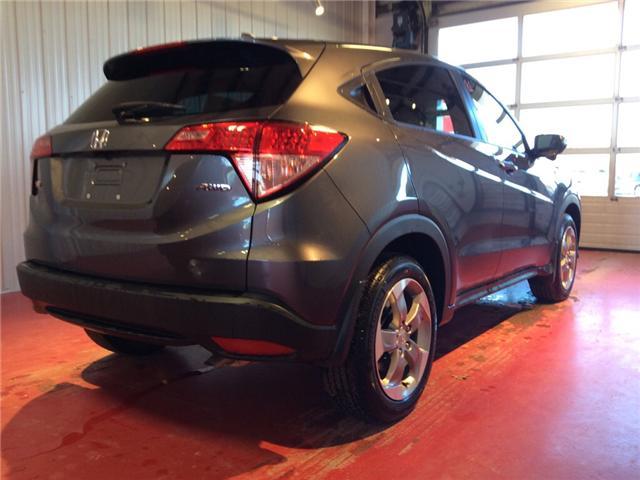 2018 Honda HR-V EX (Stk: H5775) in Sault Ste. Marie - Image 4 of 5