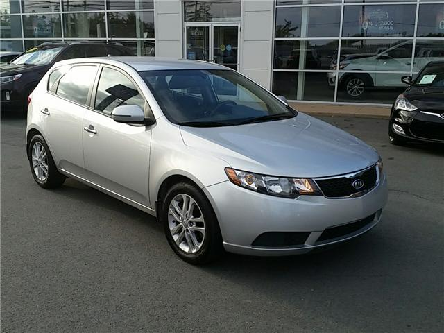 2012 Kia Forte5 2.0L EX (Stk: U917) in Bridgewater - Image 1 of 20