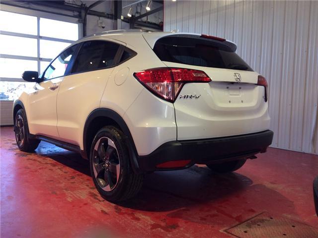 2018 Honda HR-V EX-L (Stk: H5712) in Sault Ste. Marie - Image 3 of 5