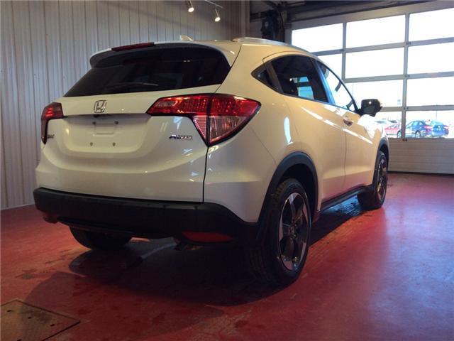2018 Honda HR-V EX-L (Stk: H5712) in Sault Ste. Marie - Image 4 of 5