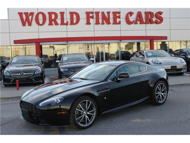 Used Aston Martin For Sale In Toronto World Fine Cars - Aston martin cars com