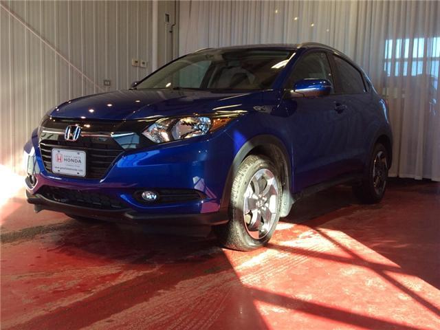 2018 Honda HR-V EX-L (Stk: H5787) in Sault Ste. Marie - Image 2 of 5