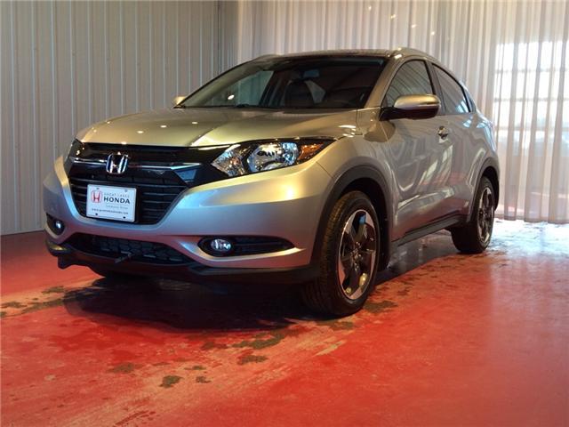 2018 Honda HR-V EX-L (Stk: H5840) in Sault Ste. Marie - Image 2 of 5