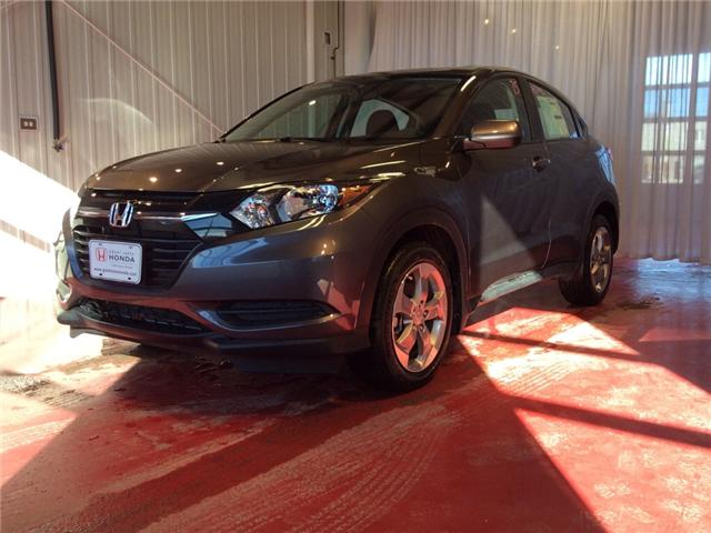 2018 Honda HR-V LX (Stk: H5741) in Sault Ste. Marie - Image 2 of 5