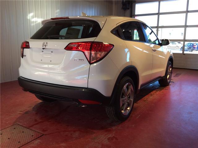 2018 Honda HR-V LX (Stk: H5728) in Sault Ste. Marie - Image 4 of 5