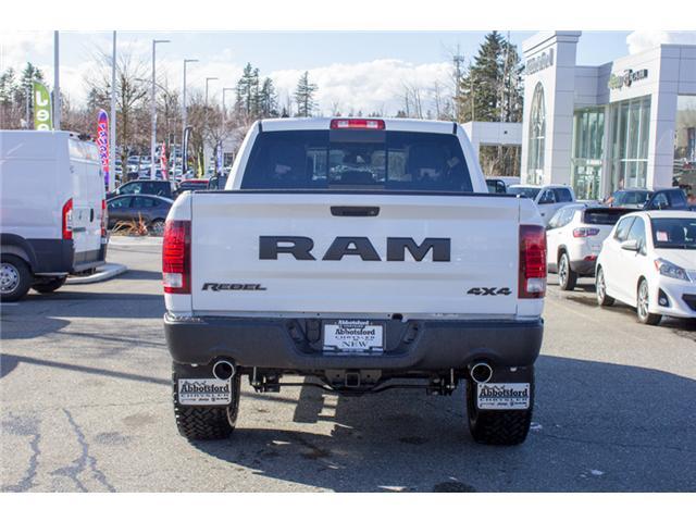 2018 RAM 1500 Rebel (Stk: J174286) in Abbotsford - Image 6 of 28